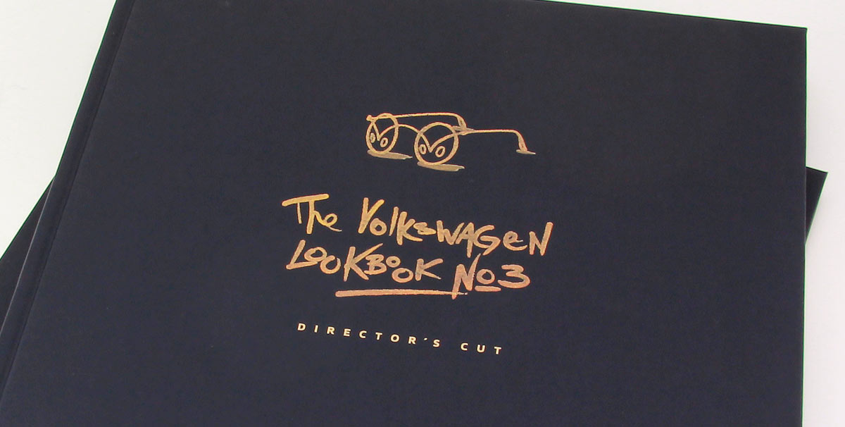 trommer volkswagen lookbook 3 cover