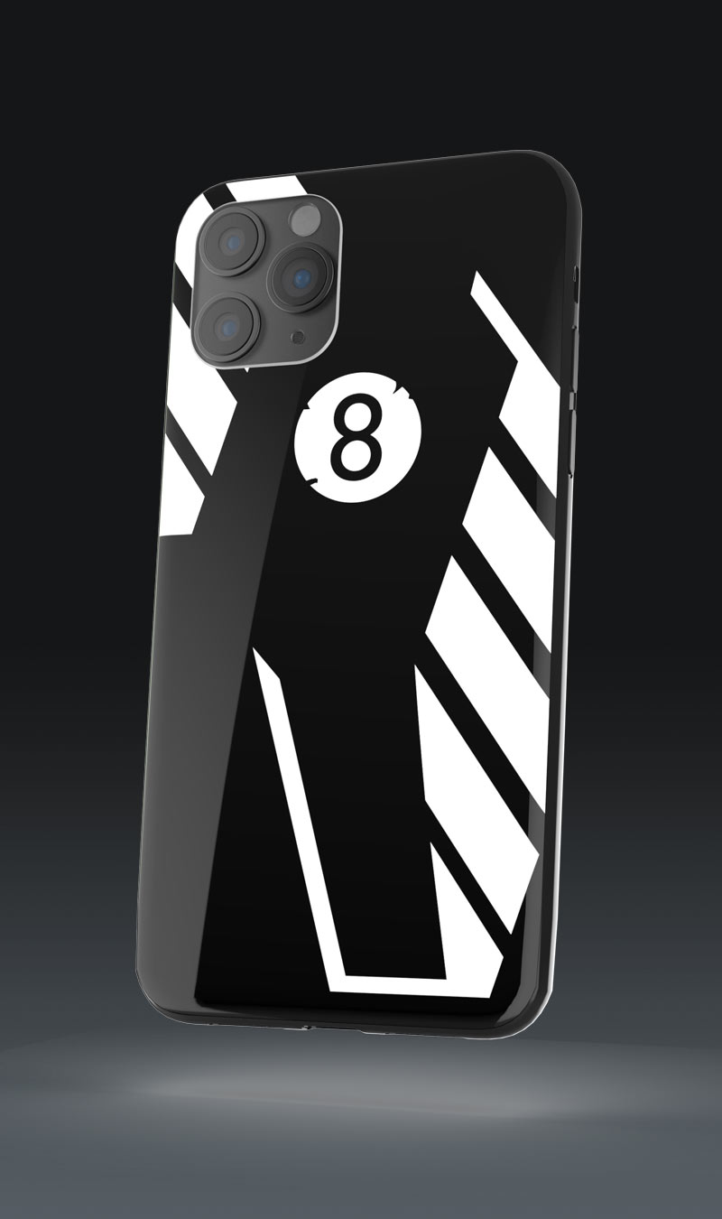 trommer fortnite iphone cover 8ball