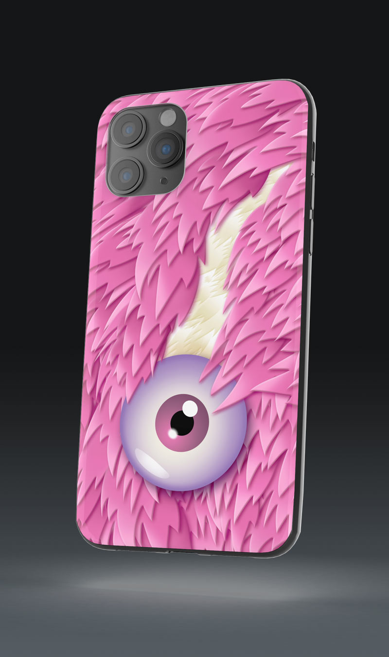 trommer fortnite iphone cover pink cuddly