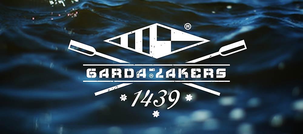 trommer garda lakers Logo negativ