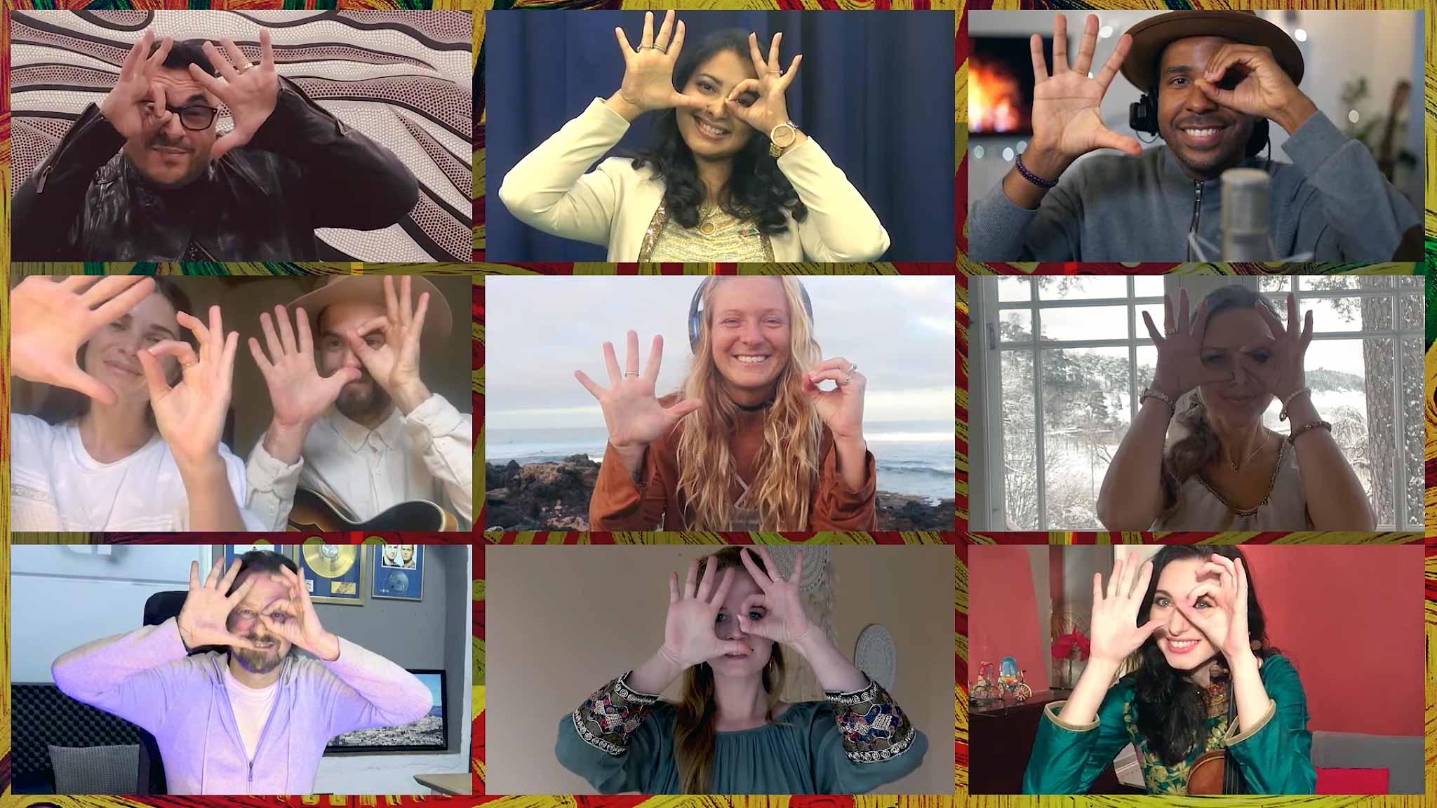 50 years of Bangladesh gesture creation