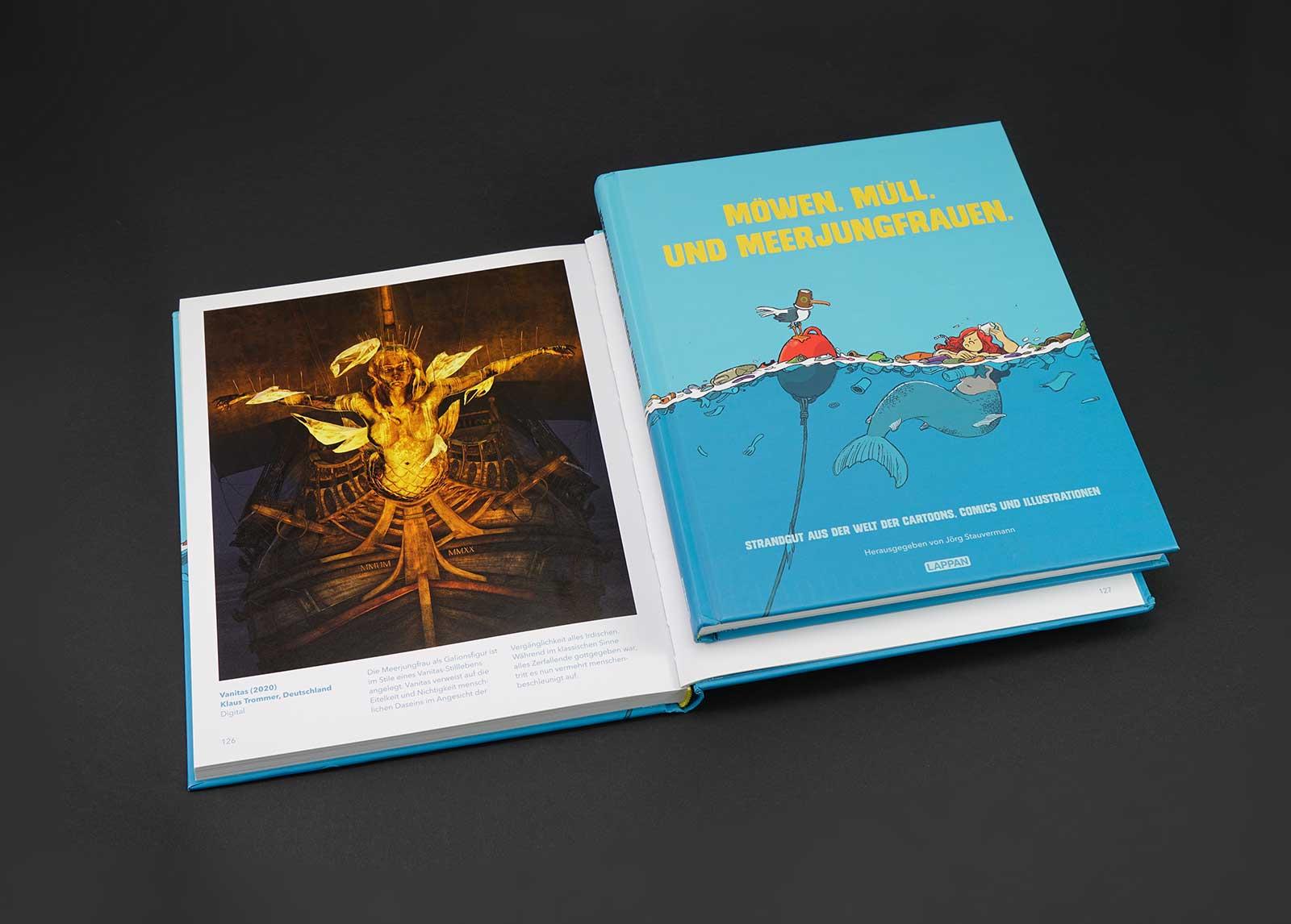 Moewen, Müll und Meerjungfrauen Book Trommer Vanitas